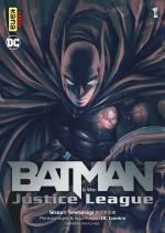 Batman the justice league 1