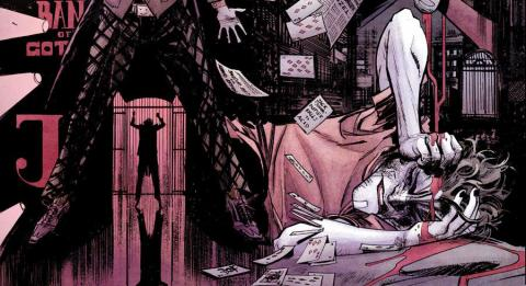 Batman white knight 1 banner autre