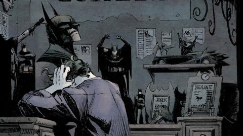 Batman white knight 2 banner