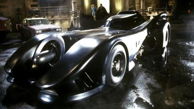 Batmobile tim burton s movie