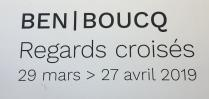Ben boucq regards croises