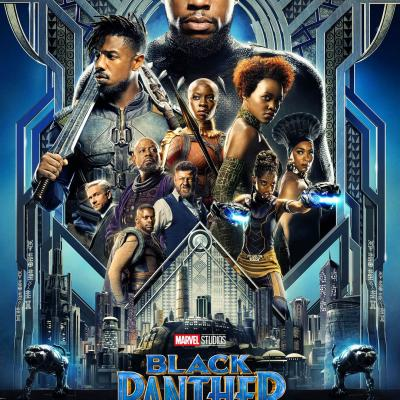 Black panther affiche 1