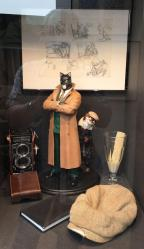 Blacksad et weekly