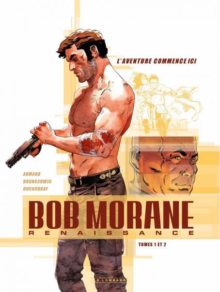 Bob morane renaissance bd volume 1 fourreau 268353