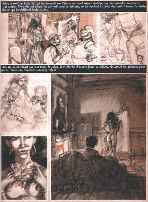 Cahiers baudelaire 2 planche