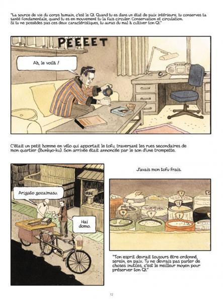 Cahiers japonais planche suite