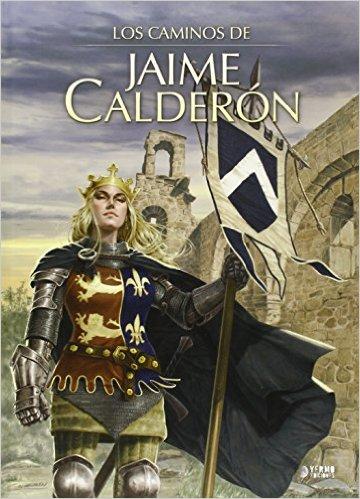 Artbook Jaime CALDERÓN