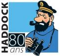 Capitain haddock fete ses 80 ans