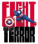 Captain fight terror