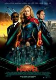 Captain marvel affiche equipes