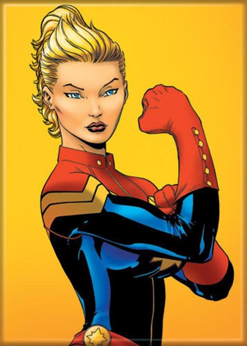 Captain marvel carol danvers journee de la femme