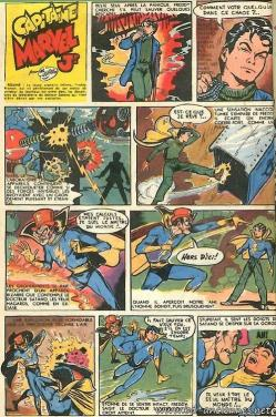 Captaine marvel jr