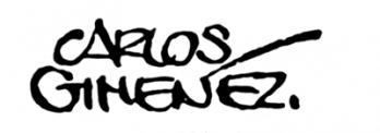 Carlos gimenez signature