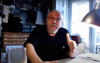 Carlos Gimenez Photo tirée de la vidéo de Javier Mesón