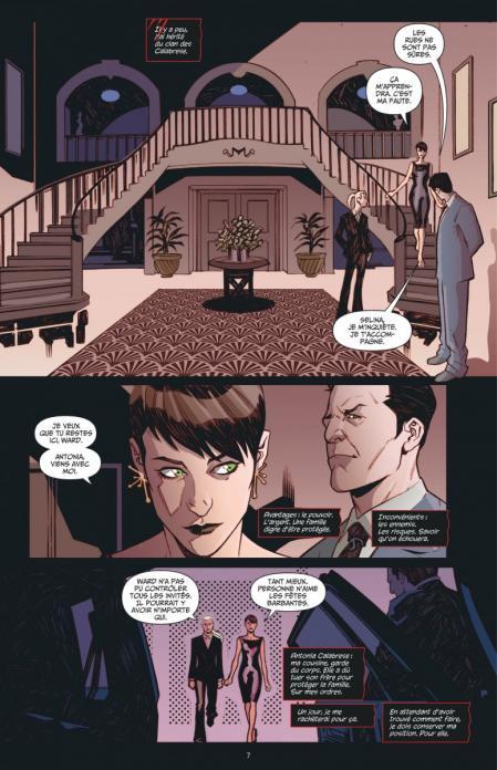 Catwoman eternal 2 planche 1