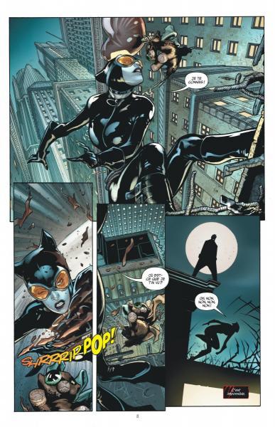 Catwoman par rafa planche