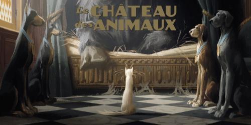 Chateau des animaux le bande