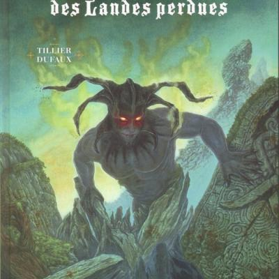 Complainte des landes perdues cycle 3 tome 2 couverture
