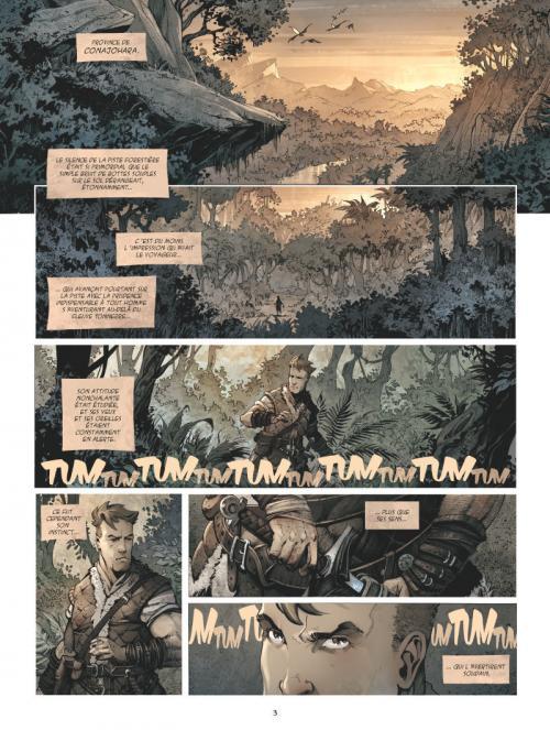 Conan le cimmerien 3 planche 1