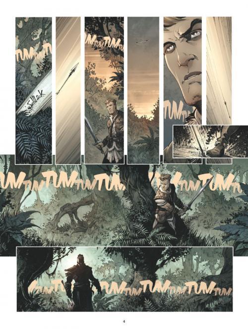 Conan le cimmerien 3 planche suite