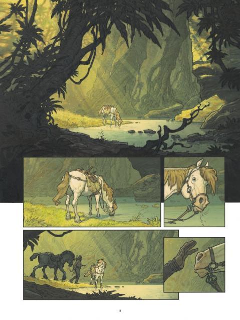 Conan le cimmerien 7 planche 1
