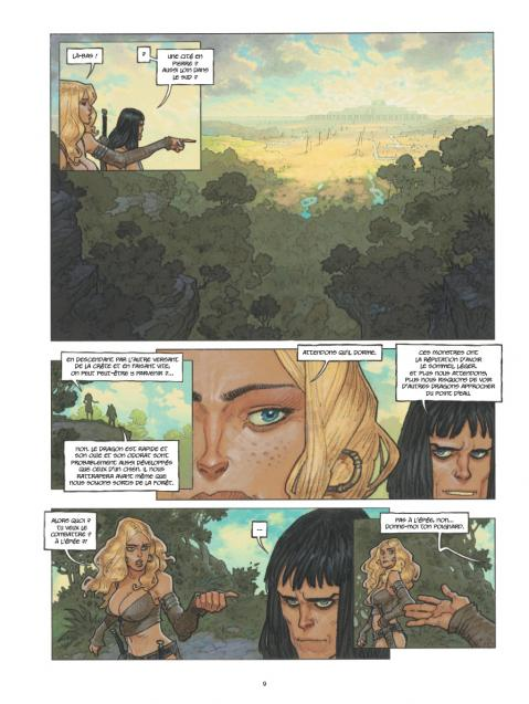 Conan le cimmerien 7 planche page 9