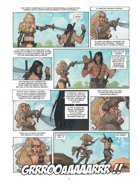 Conan le cimmerien planche autre