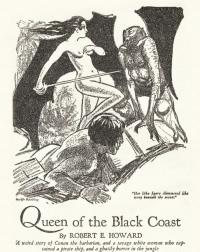Conan queen of the black cost
