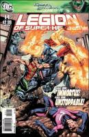 Dagnino legion of super heroes 14