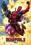 Deadpool 2 style comics