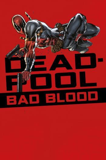 Deadpool badblood couv 2