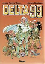 Delta 99 carlos gimenez