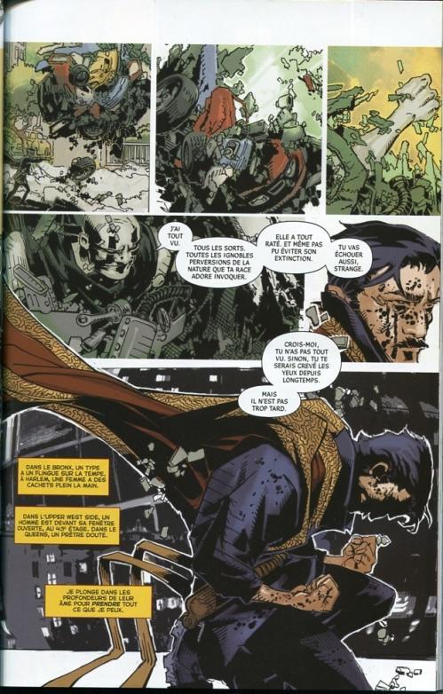 Docteur strange 2 page