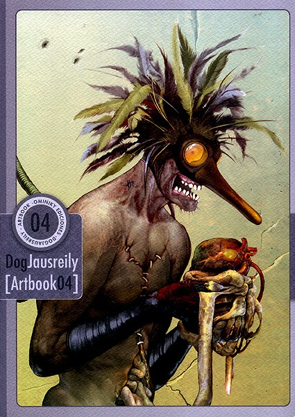 Artbook 4 Dogjausreily