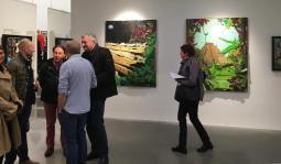 Eric liot a la galerie
