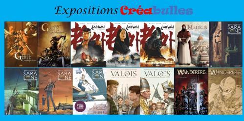 Expo creabulles