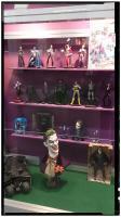 Expo joker vitrine