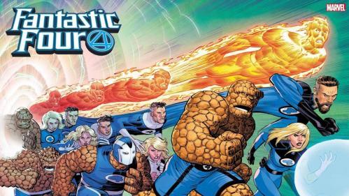Fantastic four 35 jrj