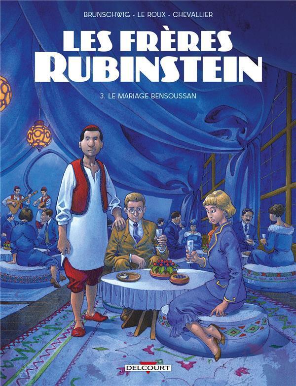LES FRÈRES RUBINSTEIN 3