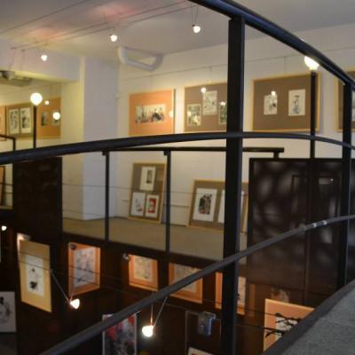 Galerie passerelle
