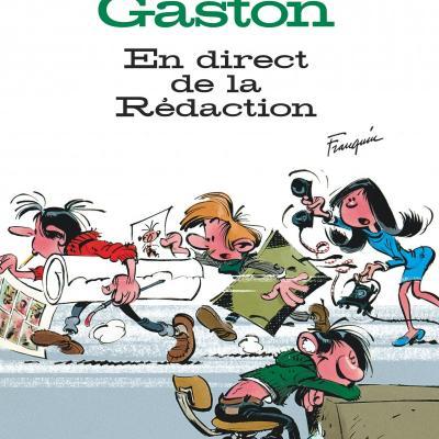 Gaston en direct de la redak