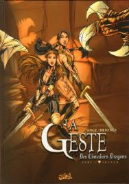 Geste des chevaliers dragons 2