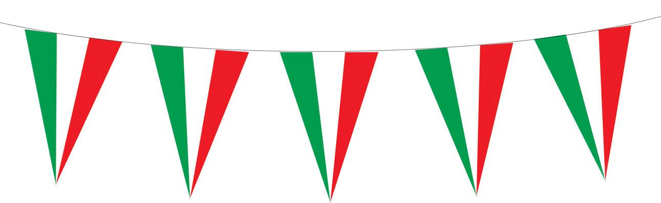 Guirlande drapeau italie