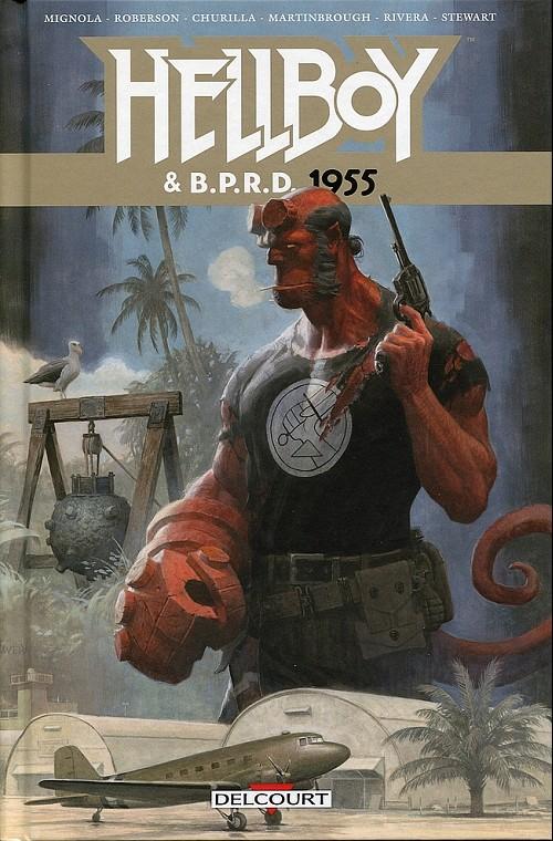 Hellboy b p r d 4