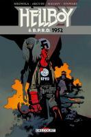 Hellboy b p r d