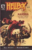 Hellboy makoma 2