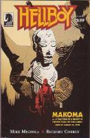 Hellboy makoma