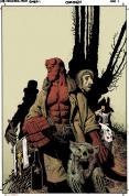 Hellboy par corben
