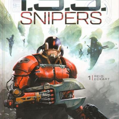 I s s snipers