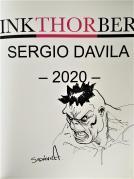Inktober Hulk